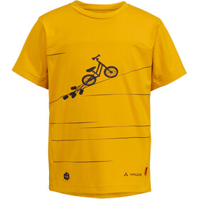 VAUDE Solaro T-Shirt Enfant, marigold